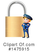 Police Clipart #1475915 by Graphics RF