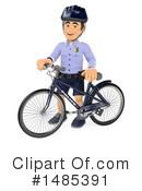 Police Clipart #1485391 by Texelart