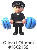 Police Clipart #1662162 by Steve Young
