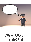 Police Clipart #1669816 by Steve Young