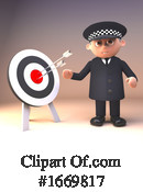 Police Clipart #1669817 by Steve Young