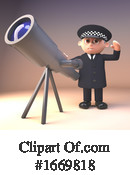 Police Clipart #1669818 by Steve Young