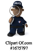 Police Clipart #1675797 by Julos