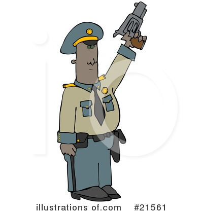 Police Clipart #21561 by djart