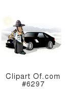 Police Clipart #6297 by djart