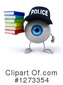 Police Eyeball Clipart #1273354 by Julos