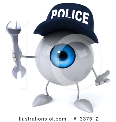 Police Clipart #1337512 by Julos