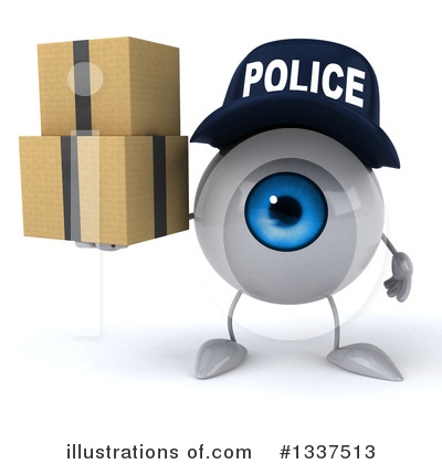 Police Clipart #1337513 by Julos