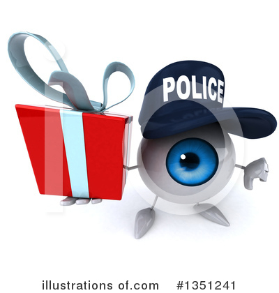 Police Clipart #1351241 by Julos