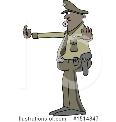 Police Clipart #1514847 by djart