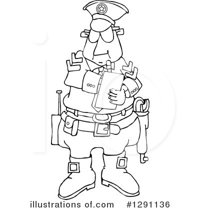 Police Clipart #1291136 by djart