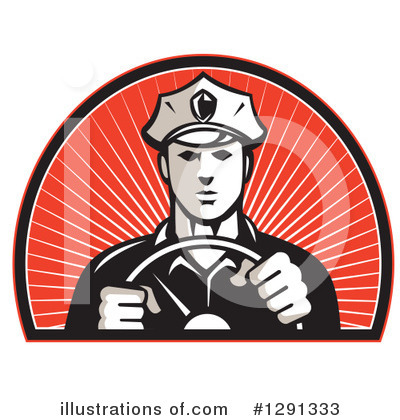 Police Clipart #1291333 by patrimonio