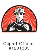 Police Officer Clipart #1291333
