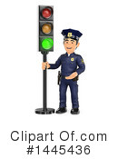 Police Officer Clipart #1445436