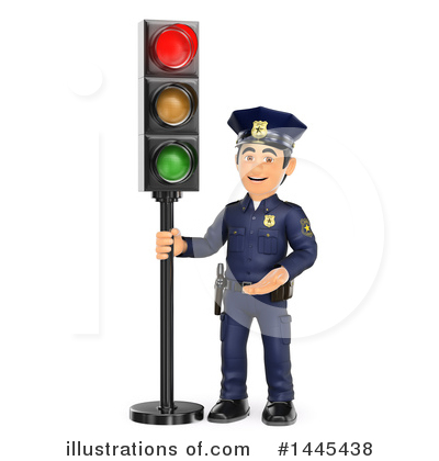 Traffic Light Clipart #1445438 by Texelart
