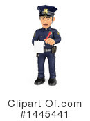 Police Officer Clipart #1445441