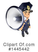 Police Officer Clipart #1445442