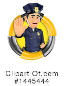 Police Officer Clipart #1445444