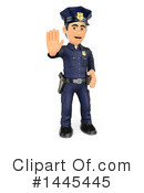 Police Officer Clipart #1445445