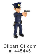 Police Officer Clipart #1445446