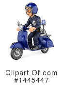 Police Officer Clipart #1445447