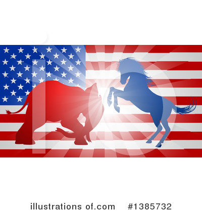Royalty-Free (RF) Politics Clipart Illustration by AtStockIllustration - Stock Sample #1385732