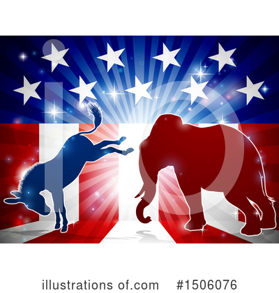 Politics Clipart #1506076 by AtStockIllustration