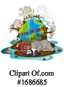 Pollution Clipart #1686685 by Graphics RF