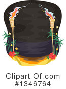 Royalty-Free (RF) Polynesian Clipart Illustration #1346764