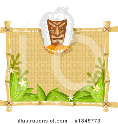 Royalty-Free (RF) Polynesian Clipart Illustration by BNP Design Studio - Stock Sample #1346773