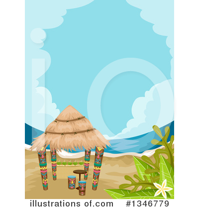 Royalty-Free (RF) Polynesian Clipart Illustration by BNP Design Studio - Stock Sample #1346779