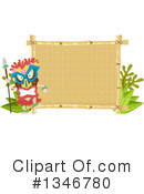 Royalty-Free (RF) Polynesian Clipart Illustration #1346780