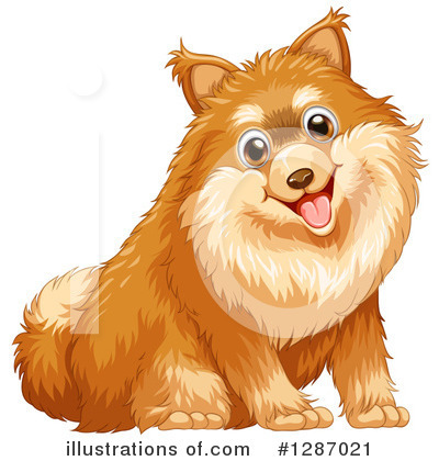 Dog Clipart #1287021 by Graphics RF