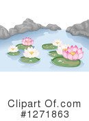 Pond Clipart #1271863 by BNP Design Studio