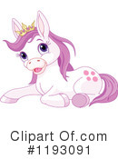 Pony Clipart #1193091 by Pushkin