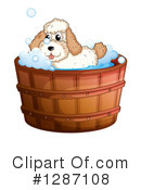 Poodle Clipart #1287108 by Graphics RF