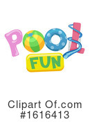 Pool Clipart #1616413 by BNP Design Studio