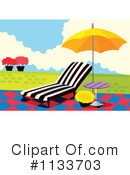 Poolside Clipart #1133703 by Graphics RF