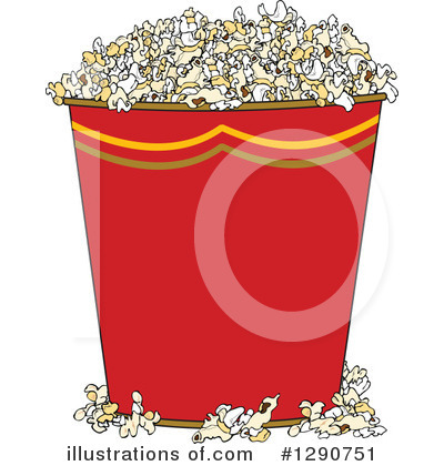 Movies Clipart #1290751 by djart