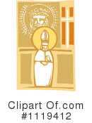 Pope Clipart #1119412 by xunantunich