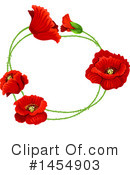 Poppy Clipart #1454903 by Vector Tradition SM