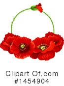 Poppy Clipart #1454904 by Vector Tradition SM