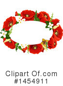 Poppy Clipart #1454911 by Vector Tradition SM