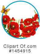 Poppy Clipart #1454915 by Vector Tradition SM