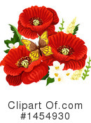Poppy Clipart #1454930 by Vector Tradition SM