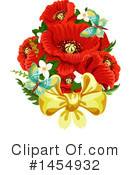 Poppy Clipart #1454932 by Vector Tradition SM