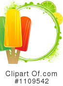Royalty-Free (RF) Popsicle Clipart Illustration #1109542