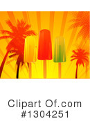 Popsicle Clipart #1304251