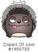 Porcupine Clipart #1450733 by Cory Thoman