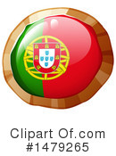 Portugal Flag Clipart #1479265 by Graphics RF